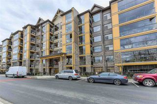 "Photo 1: 316 8157 207 Street in Langley: Willoughby Heights Condo for sale in ""YORKSON PARKSIDE 2"" : MLS®# R2433194"