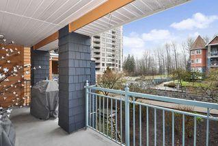 "Photo 13: 303 3075 PRIMROSE Lane in Coquitlam: North Coquitlam Condo for sale in ""LAKESIDE TERRACE"" : MLS®# R2435245"