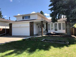 Photo 1: 679 LEE_RIDGE Road in Edmonton: Zone 29 House for sale : MLS®# E4194807