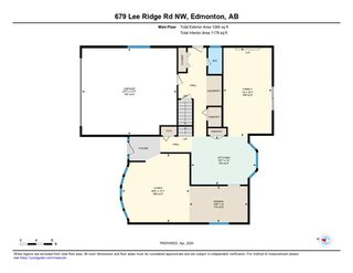 Photo 28: 679 LEE_RIDGE Road in Edmonton: Zone 29 House for sale : MLS®# E4194807