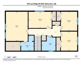 Photo 29: 679 LEE_RIDGE Road in Edmonton: Zone 29 House for sale : MLS®# E4194807