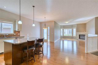 Photo 4: 64 RIVER HEIGHTS View: Cochrane Semi Detached for sale : MLS®# C4300497