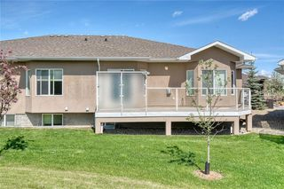 Photo 44: 64 RIVER HEIGHTS View: Cochrane Semi Detached for sale : MLS®# C4300497