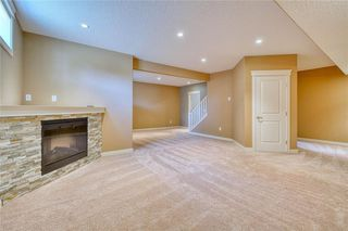 Photo 38: 64 RIVER HEIGHTS View: Cochrane Semi Detached for sale : MLS®# C4300497