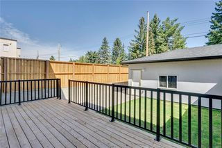 Photo 46: 3306 28 Avenue SW in Calgary: Killarney/Glengarry Semi Detached for sale : MLS®# C4300256