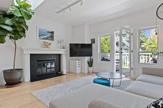 Main Photo: 2587 W 6TH Avenue in Vancouver: Kitsilano Townhouse for sale (Vancouver West)  : MLS®# R2468189