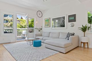 Photo 3: 2587 W 6TH Avenue in Vancouver: Kitsilano Townhouse for sale (Vancouver West)  : MLS®# R2468189
