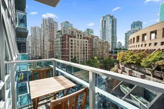 "Photo 14: 1007 788 HAMILTON Street in Vancouver: Downtown VW Condo for sale in ""TV TOWERS"" (Vancouver West)  : MLS®# R2500616"