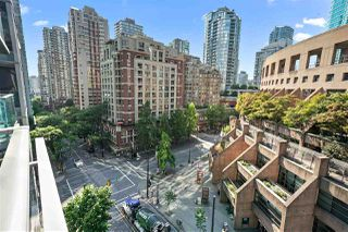 "Photo 15: 1007 788 HAMILTON Street in Vancouver: Downtown VW Condo for sale in ""TV TOWERS"" (Vancouver West)  : MLS®# R2500616"