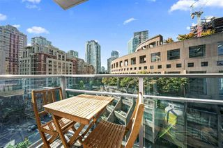 "Photo 13: 1007 788 HAMILTON Street in Vancouver: Downtown VW Condo for sale in ""TV TOWERS"" (Vancouver West)  : MLS®# R2500616"