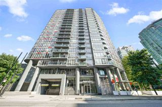 "Photo 1: 1007 788 HAMILTON Street in Vancouver: Downtown VW Condo for sale in ""TV TOWERS"" (Vancouver West)  : MLS®# R2500616"