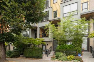 """Main Photo: 3750 COMMERCIAL Street in Vancouver: Victoria VE Townhouse for sale in """"Brix"""" (Vancouver East)  : MLS®# R2503520"""