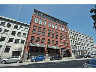 "Photo 1: PH1 869 BEATTY Street in Vancouver: Downtown VW Condo for sale in ""THE HOOPER BUILDING"" (Vancouver West)  : MLS®# V888505"