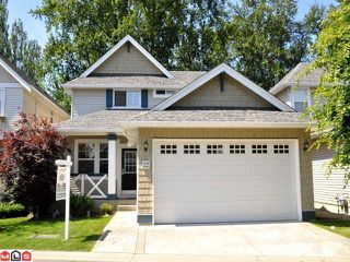 "Photo 1: 22 7067 189TH Street in Surrey: Clayton House for sale in ""CLAYTON VILLAGE"" (Cloverdale)  : MLS®# F1119367"