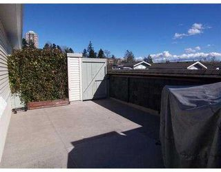 Photo 8: 54 7488 Southwyne Avenue in Burnaby: South Slope Townhouse for sale (Burnaby South)  : MLS®# V634883