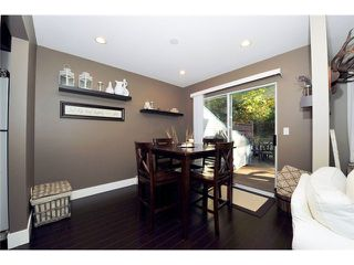 "Photo 5: 87 36060 OLD YALE Road in Abbotsford: Abbotsford East Townhouse for sale in ""Mountain View Village"" : MLS®# F1324220"