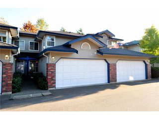 "Photo 1: 87 36060 OLD YALE Road in Abbotsford: Abbotsford East Townhouse for sale in ""Mountain View Village"" : MLS®# F1324220"