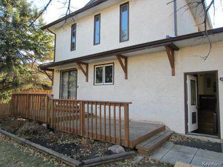 Photo 16: 165 Reiny Drive in WINNIPEG: North Kildonan Residential for sale (North East Winnipeg)  : MLS®# 1324774