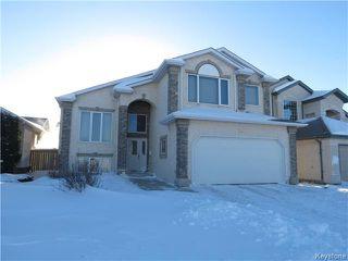 Photo 1: 250 Bairdmore Boulevard in WINNIPEG: Fort Garry / Whyte Ridge / St Norbert Residential for sale (South Winnipeg)  : MLS®# 1400716