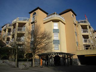 "Photo 1: 111 519 12TH Street in New Westminster: Uptown NW Condo for sale in ""KINGSGATE"" : MLS®# V1051034"