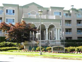 "Main Photo: 212 2995 PRINCESS Crescent in Coquitlam: Canyon Springs Condo for sale in ""Princess Gate"" : MLS®# V1068842"