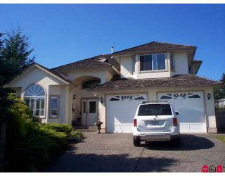 "Photo 1: 16476 84A AV in Surrey: Fleetwood Tynehead House for sale in ""TYNEHEAD TERR."" : MLS®# F2617427"