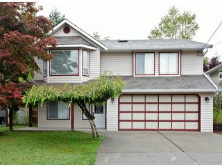 Photo 1: 3697 OLD CLAYBURN Road in Abbotsford: Abbotsford East House for sale : MLS®# F1423605