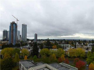 """Photo 7: 1402 6282 KATHLEEN Avenue in Burnaby: Metrotown Condo for sale in """"THE EMPRESS"""" (Burnaby South)  : MLS®# V1091188"""
