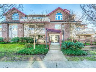 "Photo 1: 305 1668 GRANT Avenue in Port Coquitlam: Glenwood PQ Condo for sale in ""GLENWOOD TERRACE"" : MLS®# V1102593"
