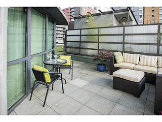 "Photo 10: 407 501 PACIFIC Street in Vancouver: Downtown VW Condo for sale in ""THE 501"" (Vancouver West)  : MLS®# V1114876"