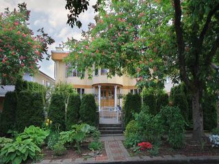 Main Photo: 1132 E 28TH Avenue in Vancouver: Knight House for sale (Vancouver East)  : MLS®# V1123229