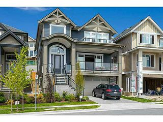 Photo 1: 3499 SHEFFIELD Avenue in Coquitlam: Burke Mountain House for sale : MLS®# V1128294