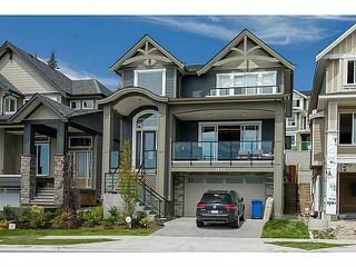 Photo 2: 3499 SHEFFIELD Avenue in Coquitlam: Burke Mountain House for sale : MLS®# V1128294