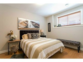 Photo 19: 3499 SHEFFIELD Avenue in Coquitlam: Burke Mountain House for sale : MLS®# V1128294