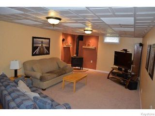 Photo 15: 11 Buckle Drive in WINNIPEG: Charleswood Residential for sale (South Winnipeg)  : MLS®# 1517415