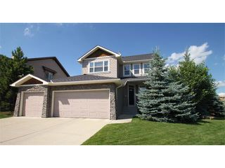 Main Photo: 2 ROCKBOROUGH Park NW in Calgary: Rocky Ridge Ranch House for sale : MLS®# C4022519