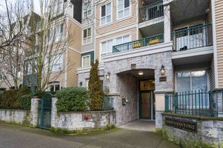 "Photo 1: 211 3278 HEATHER Street in Vancouver: Cambie Condo for sale in ""HEATHERSTONE"" (Vancouver West)  : MLS®# R2030479"