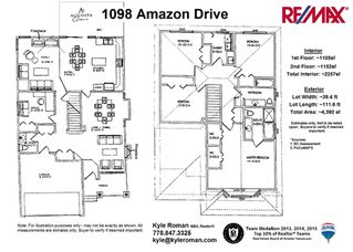 "Photo 26: 1098 AMAZON Drive in Port Coquitlam: Riverwood House for sale in ""RIVERWOOD"" : MLS®# R2038072"