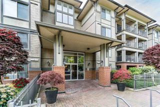 "Photo 2: 411 2468 ATKINS Avenue in Port Coquitlam: Central Pt Coquitlam Condo for sale in ""THE BORDEAUX"" : MLS®# R2062681"