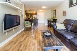 "Photo 7: 411 2468 ATKINS Avenue in Port Coquitlam: Central Pt Coquitlam Condo for sale in ""THE BORDEAUX"" : MLS®# R2062681"