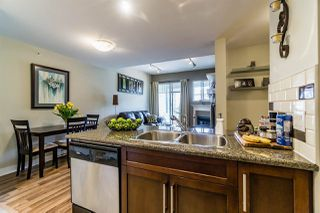 "Photo 5: 411 2468 ATKINS Avenue in Port Coquitlam: Central Pt Coquitlam Condo for sale in ""THE BORDEAUX"" : MLS®# R2062681"