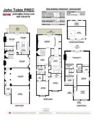 Photo 19: 2650 MARINE Crescent in Vancouver: S.W. Marine House for sale (Vancouver West)  : MLS®# R2070442