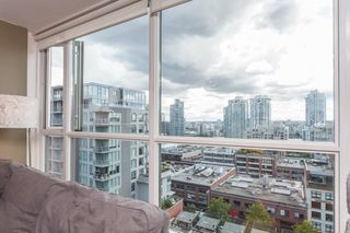 Photo 7: 1207 1188 RICHARDS Street in Vancouver: Yaletown Condo for sale (Vancouver West)  : MLS®# R2082285