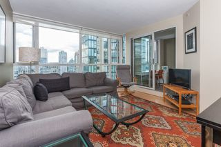 Photo 4: 1207 1188 RICHARDS Street in Vancouver: Yaletown Condo for sale (Vancouver West)  : MLS®# R2082285