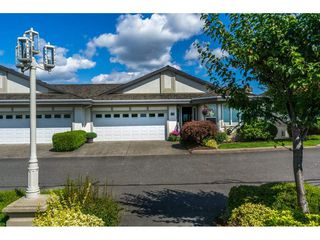"Main Photo: 19 31445 RIDGEVIEW Drive in Abbotsford: Abbotsford West Townhouse for sale in ""PANORAMA RIDGE"" : MLS®# R2093925"