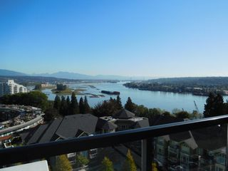 "Photo 1: 1103 11 E ROYAL Avenue in New Westminster: Fraserview NW Condo for sale in ""VICTORIA HILL HIGH-RISE RESIDENCES"" : MLS®# R2105800"