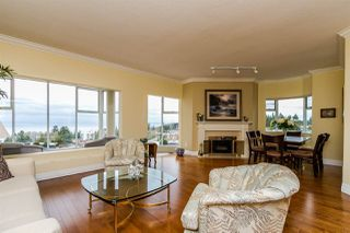 "Photo 4: 613 1442 FOSTER Street: White Rock Condo for sale in ""WHITEROCK SQUARE II TOWER III"" (South Surrey White Rock)  : MLS®# R2118630"