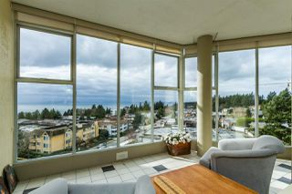 "Photo 3: 613 1442 FOSTER Street: White Rock Condo for sale in ""WHITEROCK SQUARE II TOWER III"" (South Surrey White Rock)  : MLS®# R2118630"