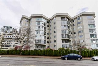 "Photo 2: 613 1442 FOSTER Street: White Rock Condo for sale in ""WHITEROCK SQUARE II TOWER III"" (South Surrey White Rock)  : MLS®# R2118630"