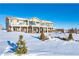 Photo 2: 48142 320 Avenue E: Rural Foothills M.D. House for sale : MLS®# C4098946